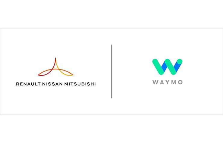 Renault-Nissan-Mitsubishi avec Waymo