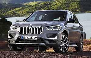 Avec le X1, la gamme BMW de SUVs hybrides rechargeables sera complète
