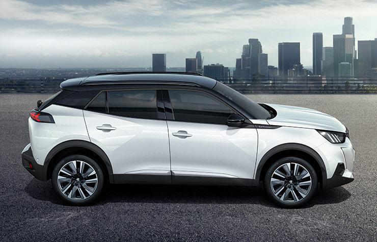 Peugeot 2008 essence, diesel ou électrique