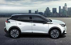 Peugeot 2008 & e-2008, ils voient grands