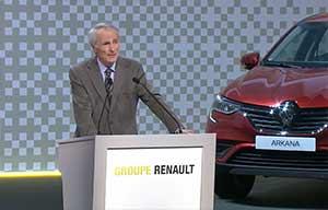 Chez Renault, M.Senard doit encore convaincre