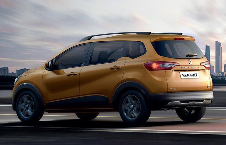Renault Triber SUV pour l'Inde