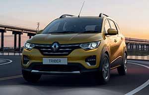 La Renault Triber avec les avantages et inconvénients du tiers-monde