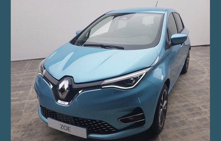 Renault Zoé II