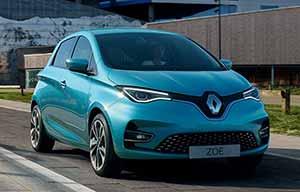 La nouvelle Renault Zoé est-elle assez nouvelle?