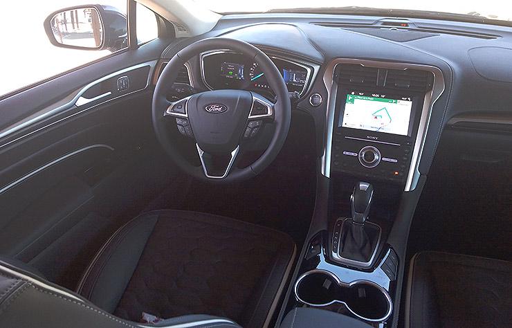 Ford Mondeo SW Hybride