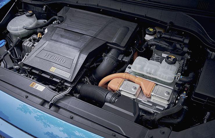 Hyundai Kona hybride