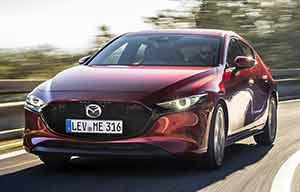 Mazda3 Skyactiv-X essence 180ch et 96g/km de CO2