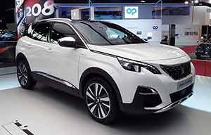 Peugeot 3008: l'hybride rechargeable à 7300€