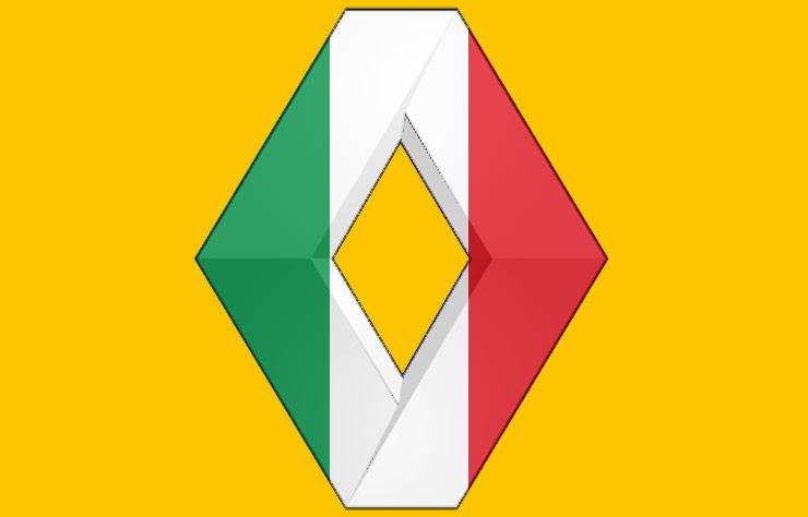 Renault italien