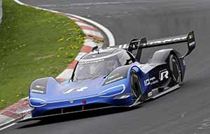 La Volkswagen ID.R championne du Nurburgring