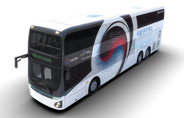 Autobus électrique Hyundai
