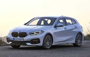 BMW série1: spirituelle