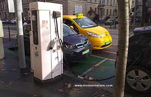 Budapest, ville qui avance vite vers l'électro-mobilité
