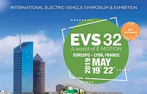 EVS32 premier et dernier salon de l'électrique