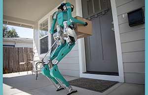 Ford avec Agility Robotics pour tester des robots livreurs