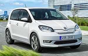 Skoda Citigo iV électrique: 265km d'autonomie à moins de 20000€