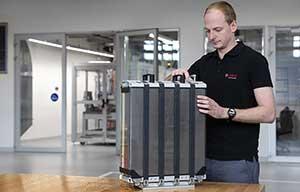 Bosch va produire des piles à combustible en grande série