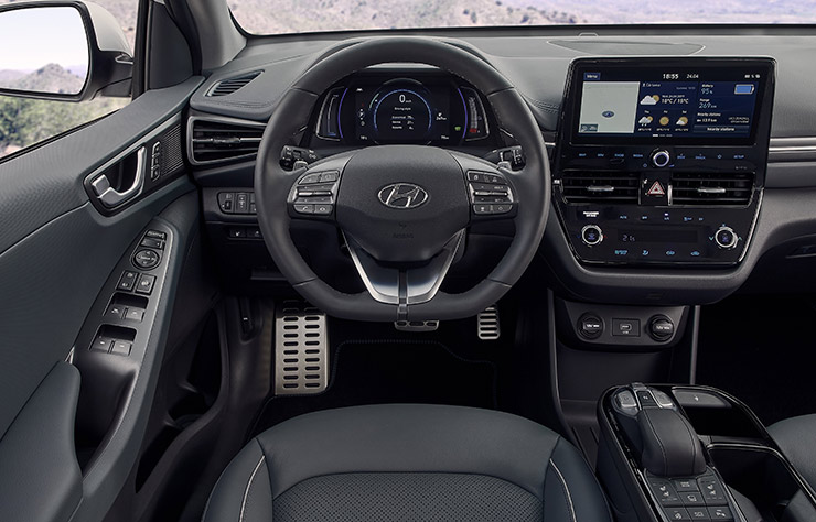 Hyundai Ioniq Hybride Electrique