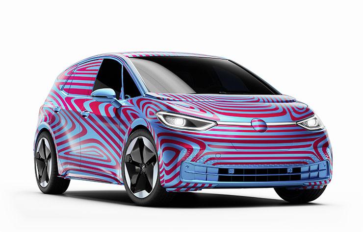 Volkswagen ID.3 Electrique