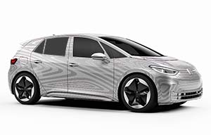 Volkswagen ID.3: 550km d'autonomie accessibles à la réservation