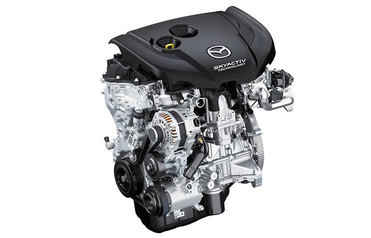 Moteur diesel de la Mazda CX-5