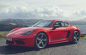 Officiel: Porsche teste une 718 électrique