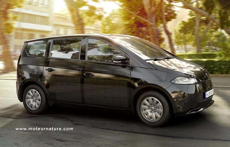 La Sono Motors Sion électrique