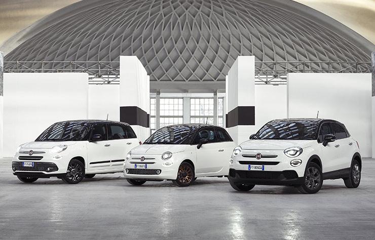 Famille Fiat 500