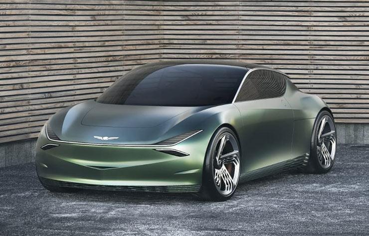 Concept électrique Genesis Mint
