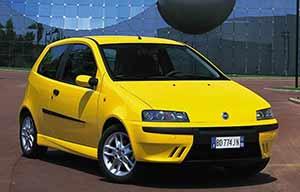 Une future Fiat Punto sur base Peugeot 208?