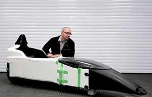 Un nouveau championnat de monoplaces électriques