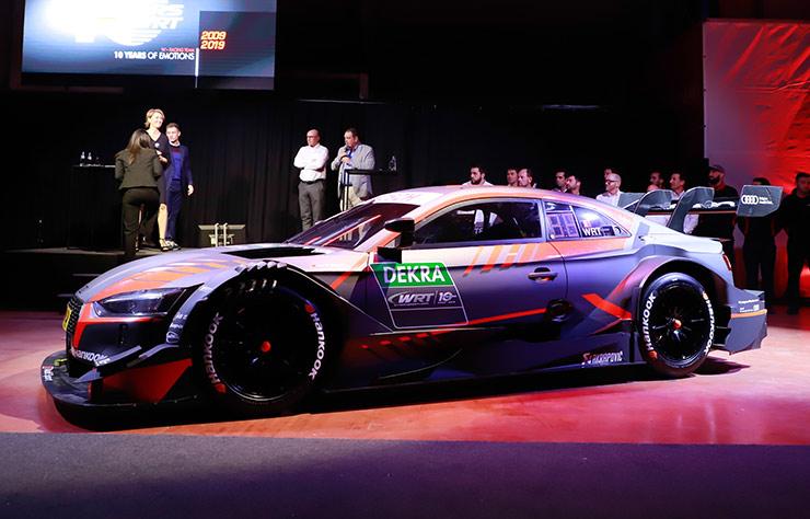 Audi Sport RS5 DTM