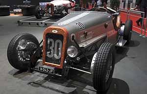 DeVinci DB718, le roadster électrique français
