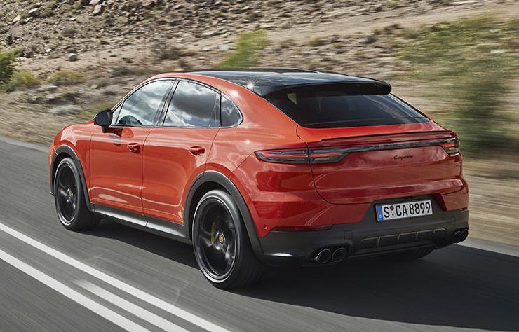 Porsche Cayenne Coupé