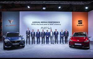 Seat futur leader de l'électrique abordable: moins de 20000€
