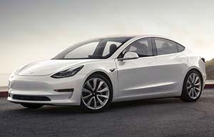 Les immatriculations de la Tesla Model3 en baisse de 400%