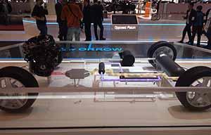 Aramco invente une technologie qui stocke le CO2 dans l'auto
