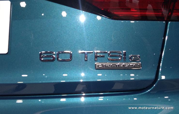 Audi TFSIe