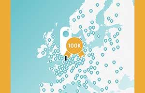 NewMotion, réseau de 100000 bornes de recharge en Europe