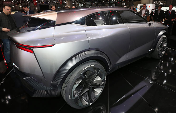 Concept Nissan IMq