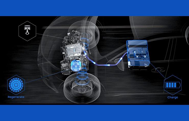 Technologie électrique avec prolongateur d'autonomie à essence