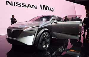 Nissan IMq, le prolongateur d'autonomie e-POWER viendra en Europe