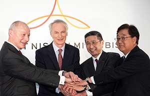 Nouvelle alliance Renault-Nissan-Mitsubishi, OK pour la forme
