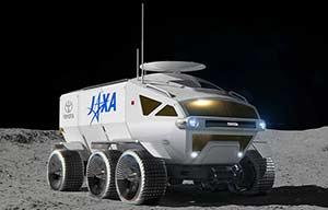 Avec l'hydrogène, Toyota vise la lune