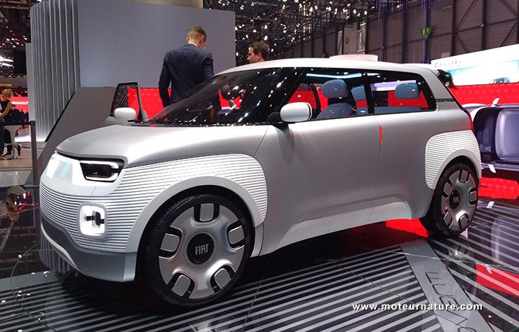 Concept électrique Fiat Centoventi