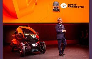 Avec une batterie de 15kWh, le Seat Minimo prévu pour 2021