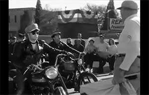 Les motards, ces voyous du réchauffement climatique