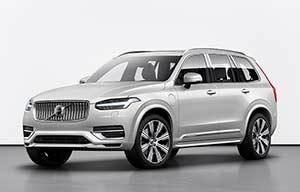 Volvo présente ses hybrides light