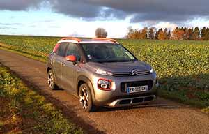 Citroen C3 Aircross 110 ch Automatique